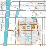 南昌・恒大翡翠珑庭规划图