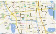 中南雅苑交通图