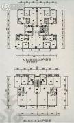 五彩瑶山3室2厅2卫103--130平方米户型图