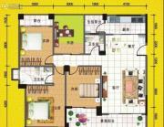 八桂凤凰城4室2厅2卫138平方米户型图