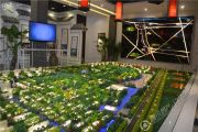 建业生态新城沙盘图