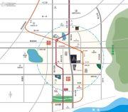 和昌中心交通图
