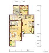 泰禾・红悦98--168平方米户型图