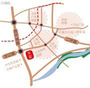 保利・海德公园交通图