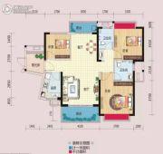 龙光阳光海岸3室2厅2卫0平方米户型图