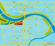 大华月光湖交通图