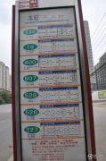 曲江・国风世家交通图
