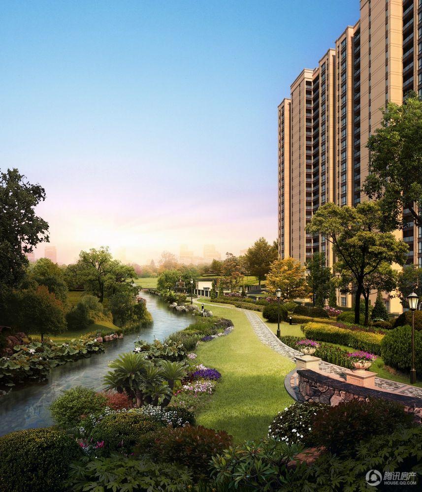 杭州_保亿风景晨园_图片展示|楼盘动态|房产图库|报价