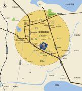天润・碧海湾规划图