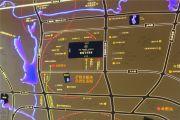 新城北宸紫郡交通图
