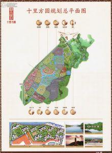 鹤山十里方圆