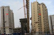 天筑香城实景图