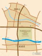华润国际社区规划图