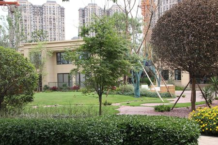 中国铁建北湖国际城