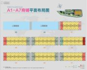 广州钢铁博汇0平方米户型图