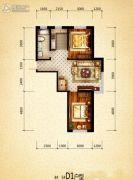 盛世温泉嘉苑0室0厅0卫82平方米户型图