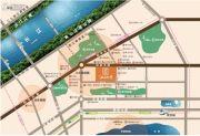 铁投江南御景交通图