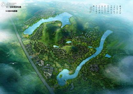 鹭山湖乐活岛