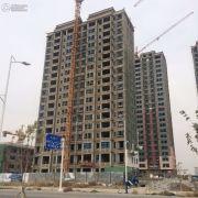 东华会展蓝湾一期实景图