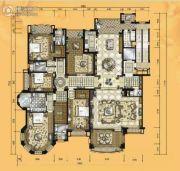 铂雅苑5室2厅5卫530平方米户型图