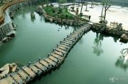 亚星江南小镇实景图