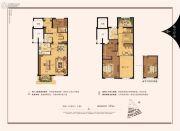 阳光城愉景湾4室3厅2卫135平方米户型图