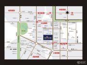 泰华・金汇时代交通图