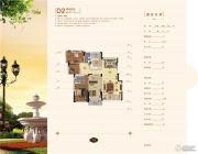鲁商・松江新城4室2厅2卫0平方米户型图