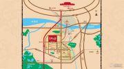 恒天枫溪郡交通图