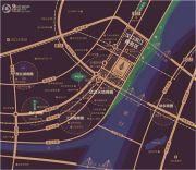 华发外滩首府交通图