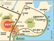 华策・帝景湾交通图