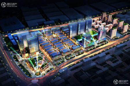 烟台五洲国际商贸城