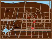 万华城规划图