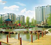 苏建花园城实景图