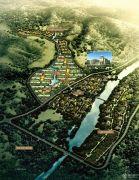 香溪玫瑰园规划图