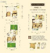 南宁恒大华府4室2厅3卫207平方米户型图