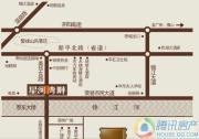 星河湾畔交通图
