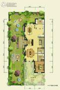 香江别墅II330平方米户型图