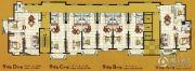 永泰国际广场1室1厅1卫50--123平方米户型图
