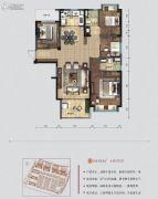 碧桂园・翘楚棠4室2厅2卫0平方米户型图