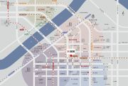 乐创城交通图