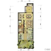北京城建・海梓府0室0厅0卫0平方米户型图